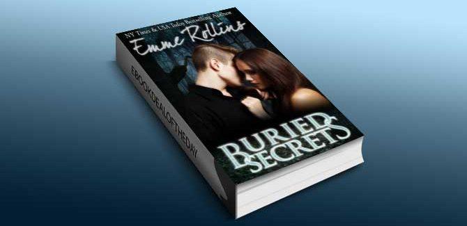 paranormal romance ebook Buried Secrets (New Adult Dark Suspense Romance) by Emme Rollins