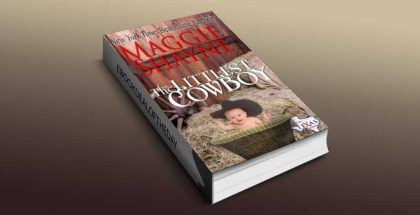 "western contemporary romance ebook ""The Littlest Cowboy (The Texas Brands, #1)"" by Maggie Shayne"