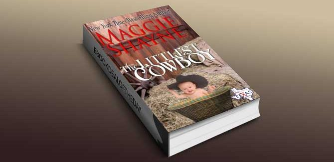 western contemporary romance ebook The Littlest Cowboy (The Texas Brands, #1) by Maggie Shayne