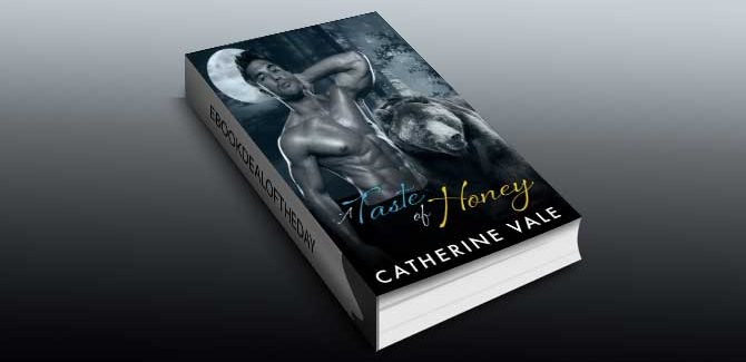 paranormal contemporary romance ebook A Taste Of Honey by Catherine Vale