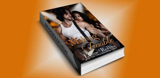 new adult rockstar romance ebook Making Trouble (New Adult Rock Star Romance) by Emme Rollins