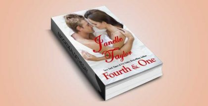 "sports contemporary romance ebook ""Fourth & One"" by Janelle Taylor"