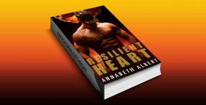 "m/m contemporary erotic romance ebook "" Resilient Heart (Unconditional Surrender)"" by Annabeth Albert"
