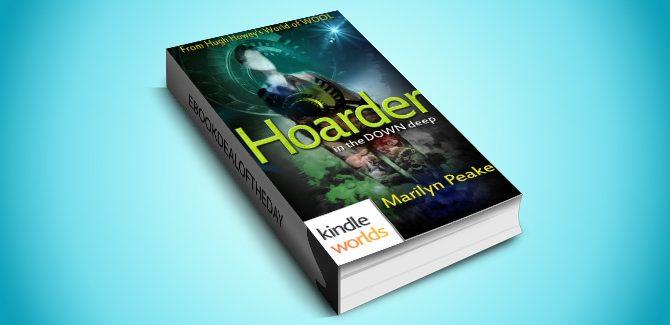 science fiction ebook Silo Saga: Hoarder in the Down Deep by Marilyn Peake