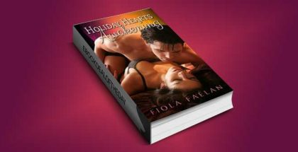 "contemporary romance ebook ""Holiday Hearts Awakening"" by Fiola Faelan"