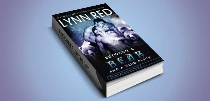 paranormal romance ebook Between a Bear and a Hard Place by Lynn Red