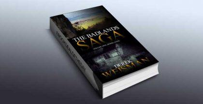 """dark fantasy romance ebook """"The Badlands Saga (Homelands Book 1)"""" by Derek Weisman"""