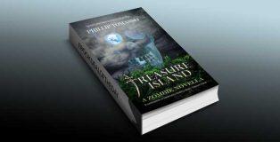 "new adult horror fiction ebook ""Treasure Island: A Zombie Novella"" by Phillip Tomasso"