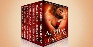 "bbw romance boxed set ""Alphas Prefer Curves: A Curvy Girl Romance BBW Anthology (Volume One)"" by Multiple Authors"