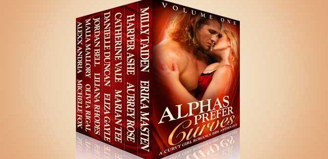 bbw romance boxed set Alphas Prefer Curves: A Curvy Girl Romance BBW Anthology (Volume One) by Multiple Authors