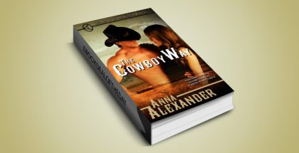 "contemporary western romance ebook ""The Cowboy Way"" by Anna Alexander"