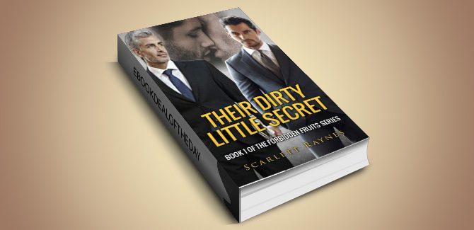 gay erotica suspense ebook Their Dirty Little Secret: Book 1 Of The Forbidden Fruits Series by Scarlett Raynes