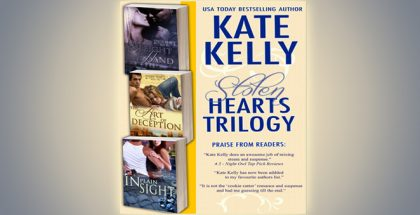 "romance boxed set ""Stolen HeartsTrilogy: Box Set"" by Kate Kelly"