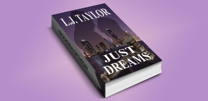omantic suspense legal thriller ebook Just Dreams by L.J. Taylor