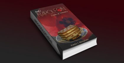 "contemporary women's fiction romance ebook ""NAPOLEON (Layers of Veronica Series Book 1)"" by Emilia I. Rutigliano"
