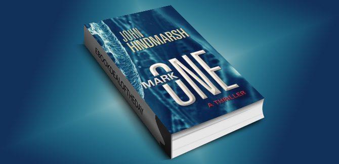 techno thriller ebook Mark One (Mark Midway Series Book 1) by John Hindmarsh