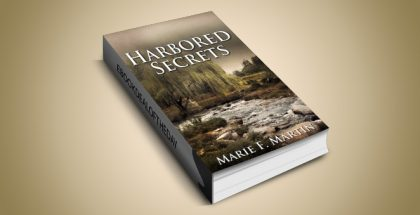 "psychological mystery ebook ""Harbored Secrets (A Psychological Mystery)"" by Marie F Martin"