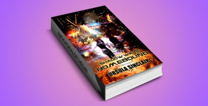 "nalit scifi romance ebook ""Shadow Wars: Homebound"" by Ursula Sinclair"