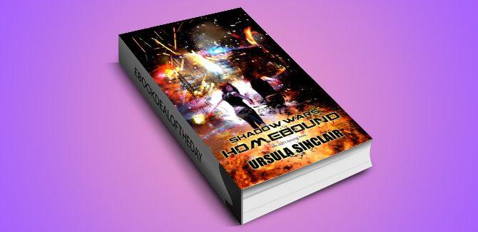 nalit scifi romance ebook Shadow Wars: Homebound by Ursula Sinclair