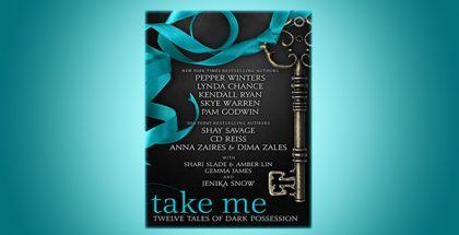 "romance boxed set ebook ""Take Me: Twelve Tales of Dark Possession"" by Multiple Authors"