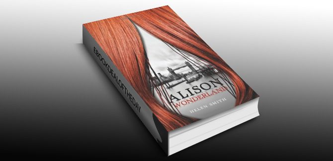 literary mystery ebook Alison Wonderland by Helen Smith
