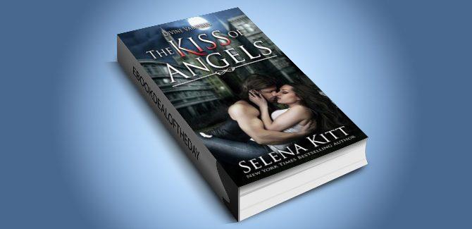 paranormal romance ebook The Kiss of Angels: Divine Vampires by Selena Kitt