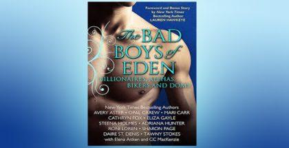 "contemporary alpha romance boxed set ""THE BAD BOYS OF EDEN"""