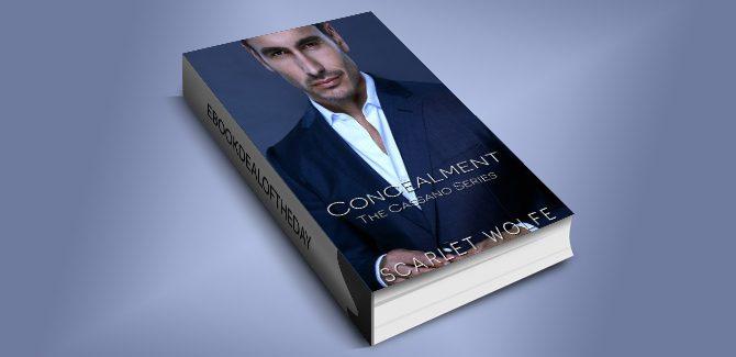 romantic suspense ebook Concealment (The Cassano Series Book 1) by Scarlet Wolfe