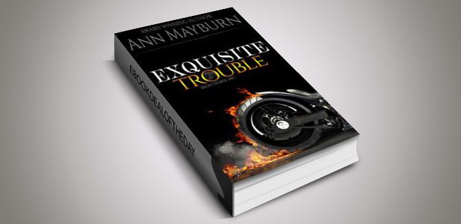 erotica ebook Exquisite Trouble (Iron Horse MC Book 1) by Ann Mayburn