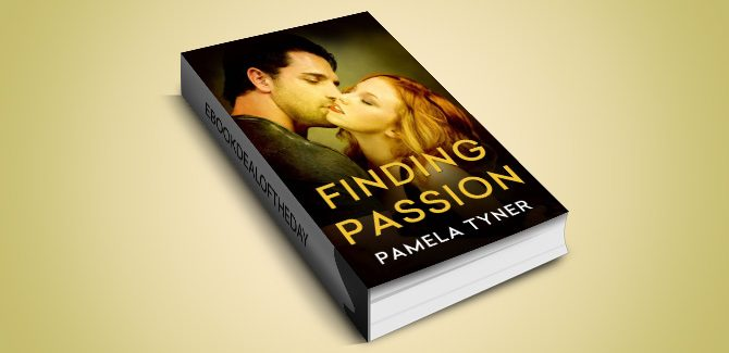 an erotic contemporary romance ebook Finding Passion by Pamela Tyner