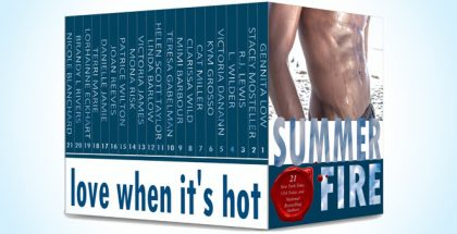 "contemporary romance boxed set ""SUMMER FIRE: Love When It's Hot"" by Multiple Authors"