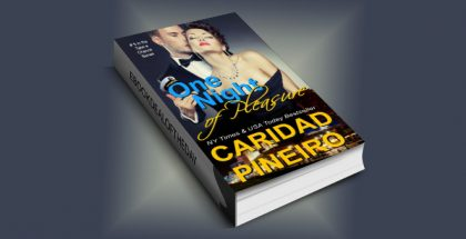 "military contemporary erotica romance ebook ""One Night of Pleasure"" by Caridad Pineiro"