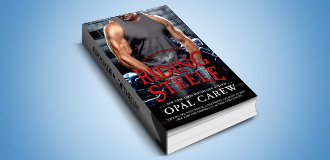 contemporary romance for kindleRiding Steele (Ready to Ride Series Book 3) by Opal Carew