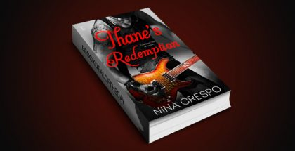 "paranormal fantasy romance ebook ""Thane's Redemption (The Song)"" by Nina Crespo"