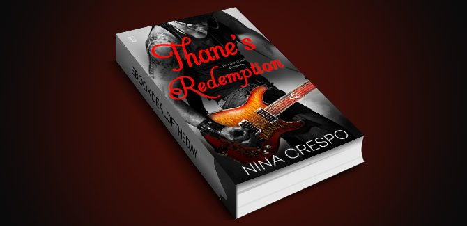 paranormal fantasy romance ebook Thane's Redemption (The Song) by Nina Crespo