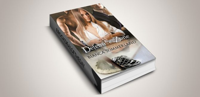 contemporary menage romance ebook Defensive Zone by Bianca Sommerland
