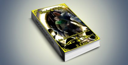 "ya fantasy ebook ""An Alchemist Sets Out (Wands & Vials Book 1)"" by R. Kain"