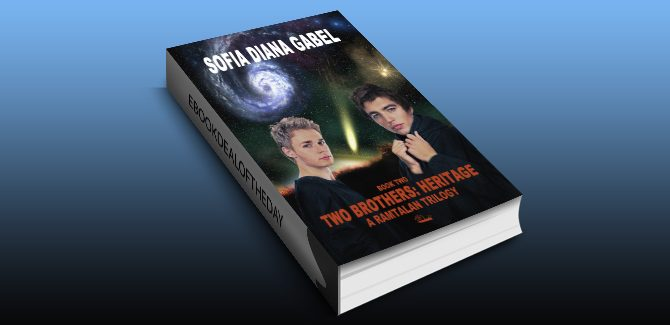 action & adventure ebook Two Brothers: Heritage, Book Two by Sofia Diana Gabel