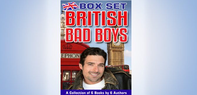 omantic comedy w/ mystery ibooksBritish Bad Boys by Barbara Silkstone