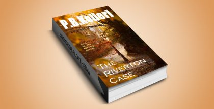 "mystery ebook ""The Riverton Case (Rachel Markham Mystery Series Book 3)"" by PB Kolleri"