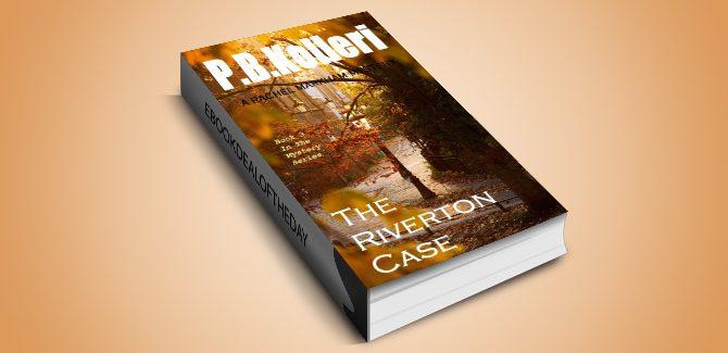 mystery ebook The Riverton Case (Rachel Markham Mystery Series Book 3) by PB Kolleri
