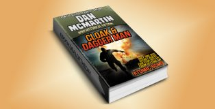 "thriller action & adventure ebook ""Cloak & Dagger Man"" by Dan McMartin"