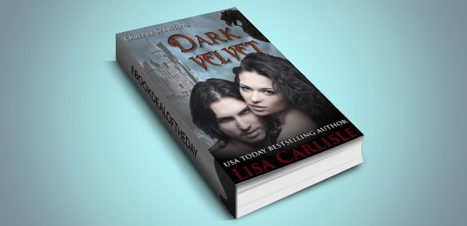 new adult paranormal romance ebook Dark Velvet: Chateau Seductions by Lisa Carlisle