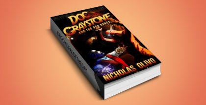 "paranormal noir ebook ""Red Runes (Doc Graystone Adventures Book 1)"" by Nicholas Olivo"