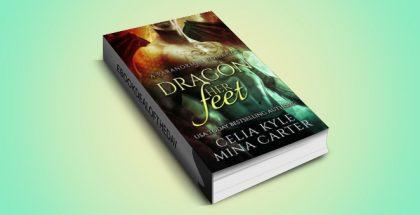 "a ""Dragon Her Feet (BBW Paranormal Shapeshifter Romance)"" by Celia Kyle, Mina Carter"