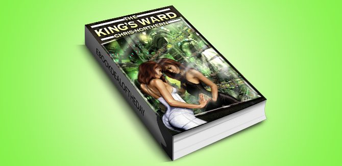 contemporary urban fantasy ebook The King's Ward (Concealed Kingdoms Book 1) by Chris Northern