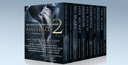 "alpha romance boxed set ""Mastered 2: Ten Tales of Sensual Surrender"