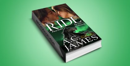 "Ride: BBW Paranormal Shape Shifter Romance"" by A.C. James"