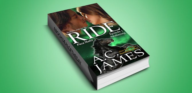Ride: BBW Paranormal Shape Shifter Romance by A.C. James