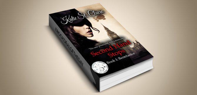 urban fantasy ebook Second Hand Stops: Book I: Benefactor (The Van Burens 1) byKatie St. Claire